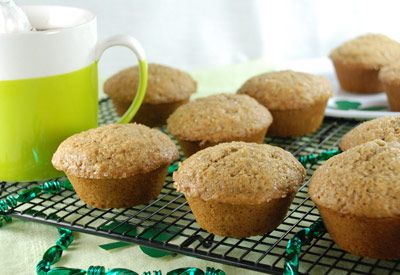 Good enough for dessert. Mollie Stone's Markets - #Recipe: Irish Coffee Muffins