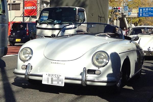 ICHO Festival 33rd Hachioji Classic car parade November 18, 2012 (Sun) 第33回八王子いちょうまつり クラシックカーパレード 2012年11月18日(日)