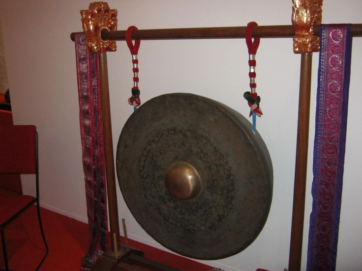 Gong at Malcolm's