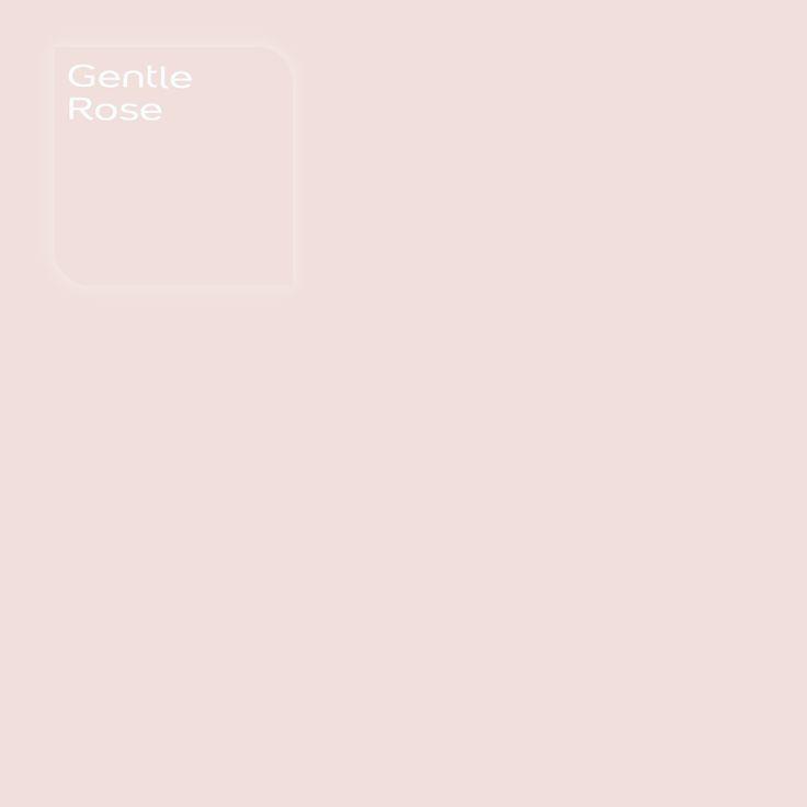 Pure by Flexa Colour Lab® kleur: Gentle Rose. Verkrijgbaar in verfspeciaalzaken.