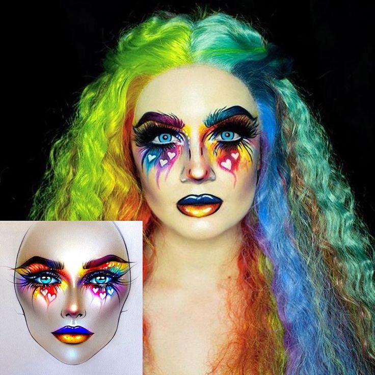 """3,997 Likes, 27 Comments - Sergey X (@milk1422) on Instagram: """"#artist@milk1422 #artist @illumin_arty Perfectly done makeup ❤thank you so much @illumin_arty…"""""""