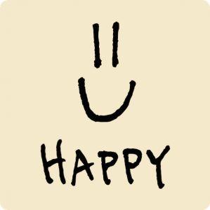 happy, face, emotion, smile