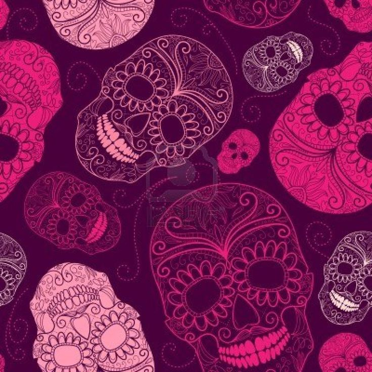 1000+ Images About Skulls On Pinterest