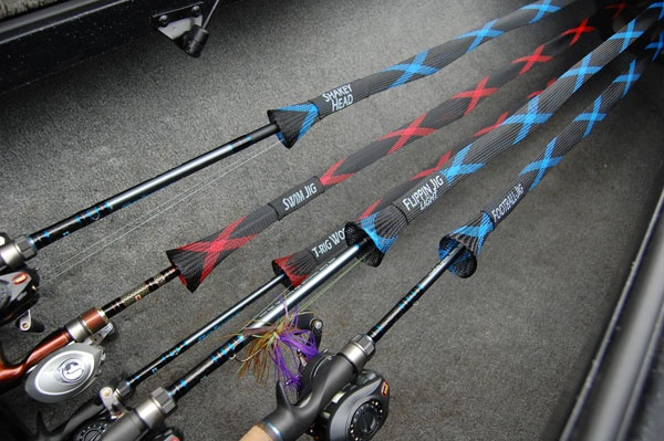 26 best images about tracy fishing on pinterest glow for Fishing pole sleeves