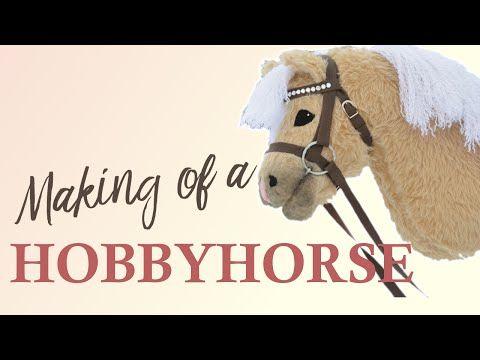 Making a hobbyhorse #1 (DC's A Fool in Love aka Alfie) - YouTube