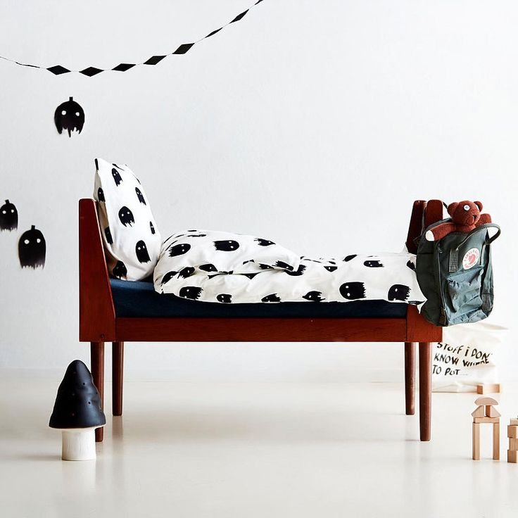 Dekbedovertrek Monster - ONO design