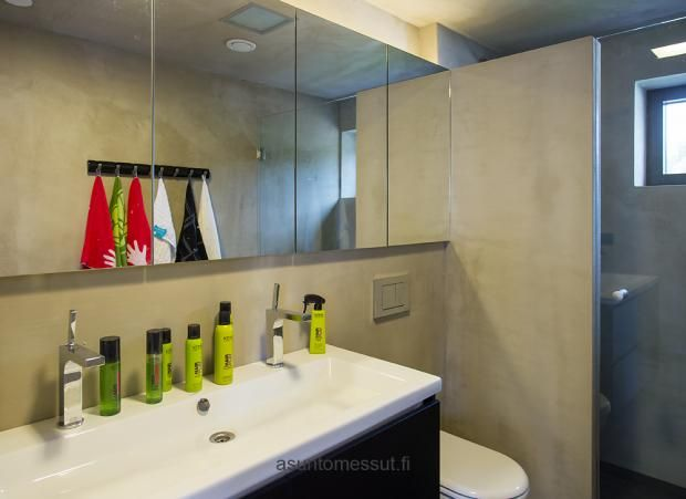 Casa Forte - Kylpyhuone/WC | Asuntomessut