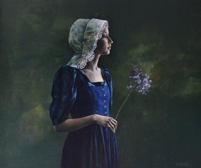 Гортензия. Автор: Halina Tymusz.