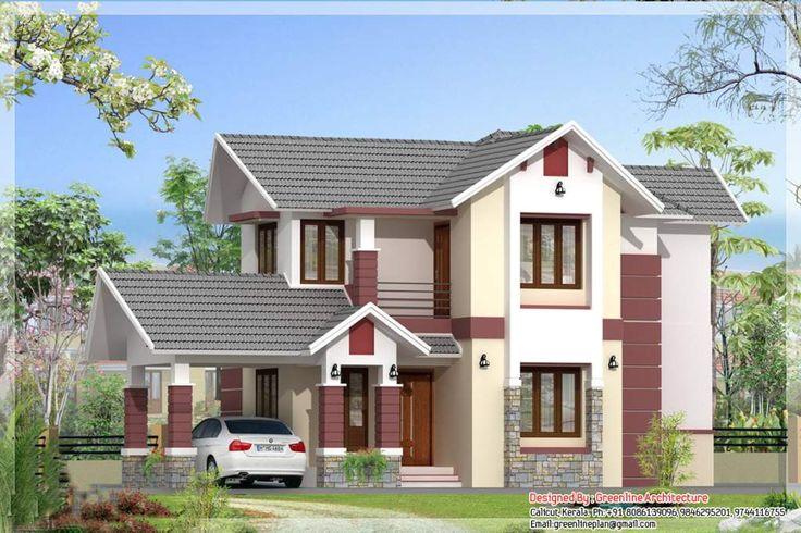 New House Plans Kerala Model