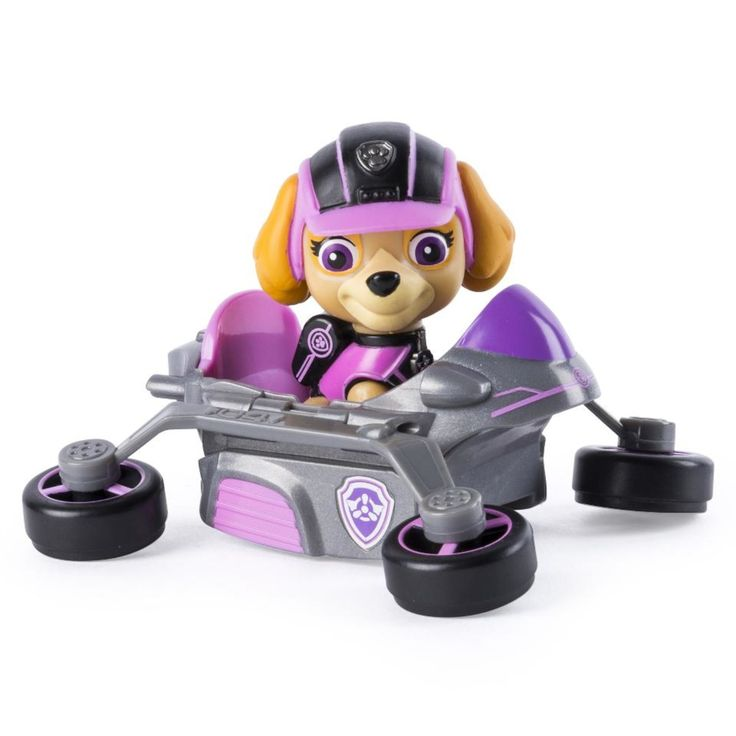Paw Patrol Mission Paw Skye's Cycle Figure and Vehicle Toys R Us
