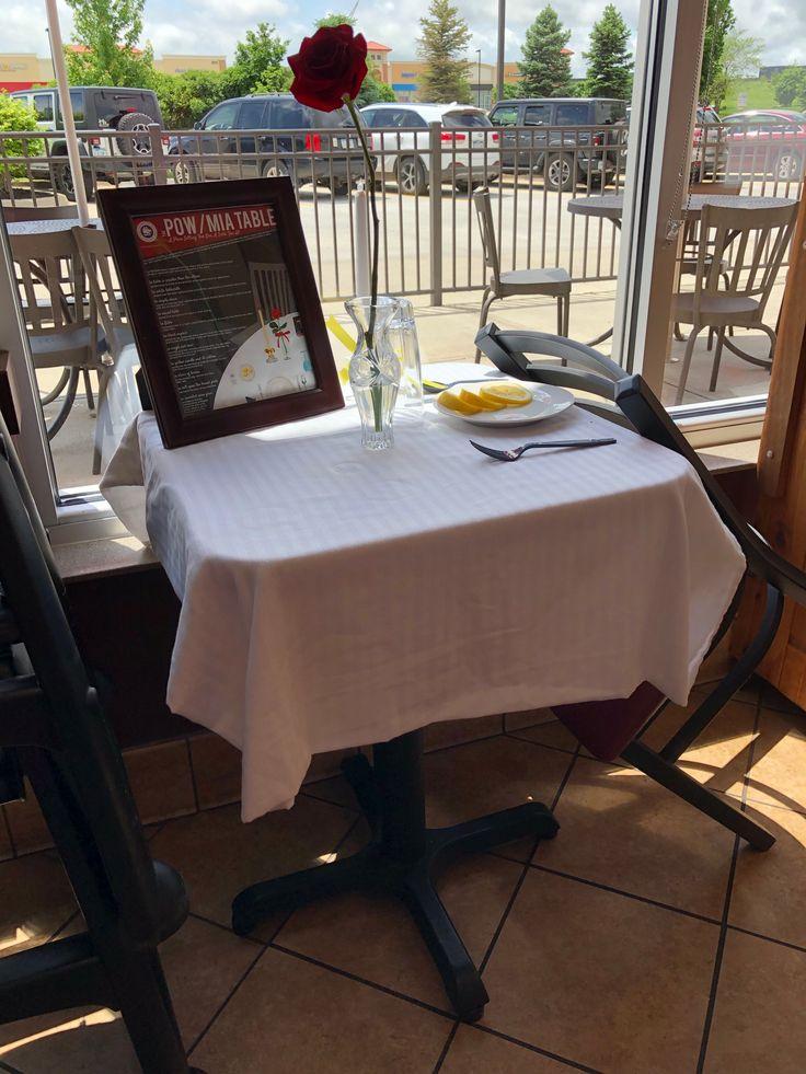 POW/MIA Table   Home decor, Chair, Decor