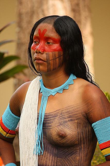 kayapó, Amazon, Brazil