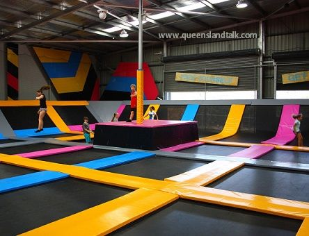 Indoor Trampoline Parks, a great place to visit on rainy days on the Gold Coast http://www.queenslandtalk.com/3-things-to-do-gold-coast-rainy-days/ #‎VoicesOf2015‬ ‪#‎ShareAustralia‬