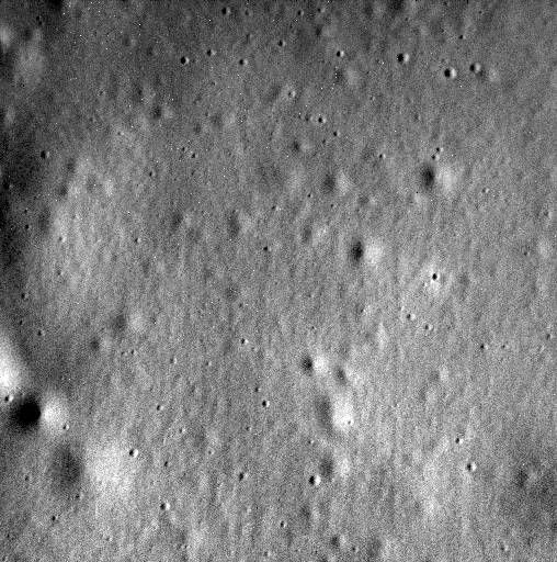 April 30, 2015, the MESSENGER spacecraft sent its final image. Closeup of Mercury surface with craters. Image Credit: NASA/Johns Hopkins University Applied Physics Laboratory/Carnegie Institution of Washington
