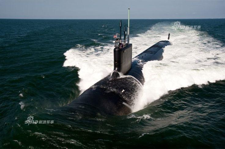 Tàu ngầm USS Illinois có khả năng hoạt động với tầm xa không giới hạn và hoạt động liên tục tới 33 năm trước khi cần phải tái nạp nhiên liệu.