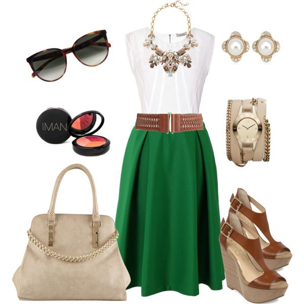"""Lunch Date"" by shamaryah on Polyvore"