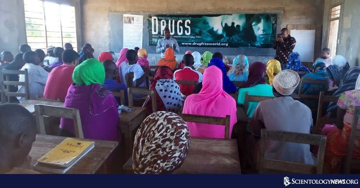 One Man's Crusade to Save the Lives of Tanzania Youth    The loss of his nephew to cocaine inspired a Tanzanian man to find a solution to drug abuse. He has opened a chapter of the Foundation for a Drug-Free World in his hometown.    In the town of Tanga in northern Tanzania, a man named Hamisi has opened a chapter of the Foundation for a Drug-Free World and is bringing the truth about drugs to the people of his city.    Of the more than 500,000 heroin users in East Africa, nearly 60 percent…