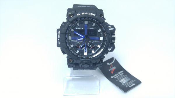 2573e0c4598  Descrição do Produto  Relógio G-shock Caixa Preta Analógico e Digital  Modelo mudmaster