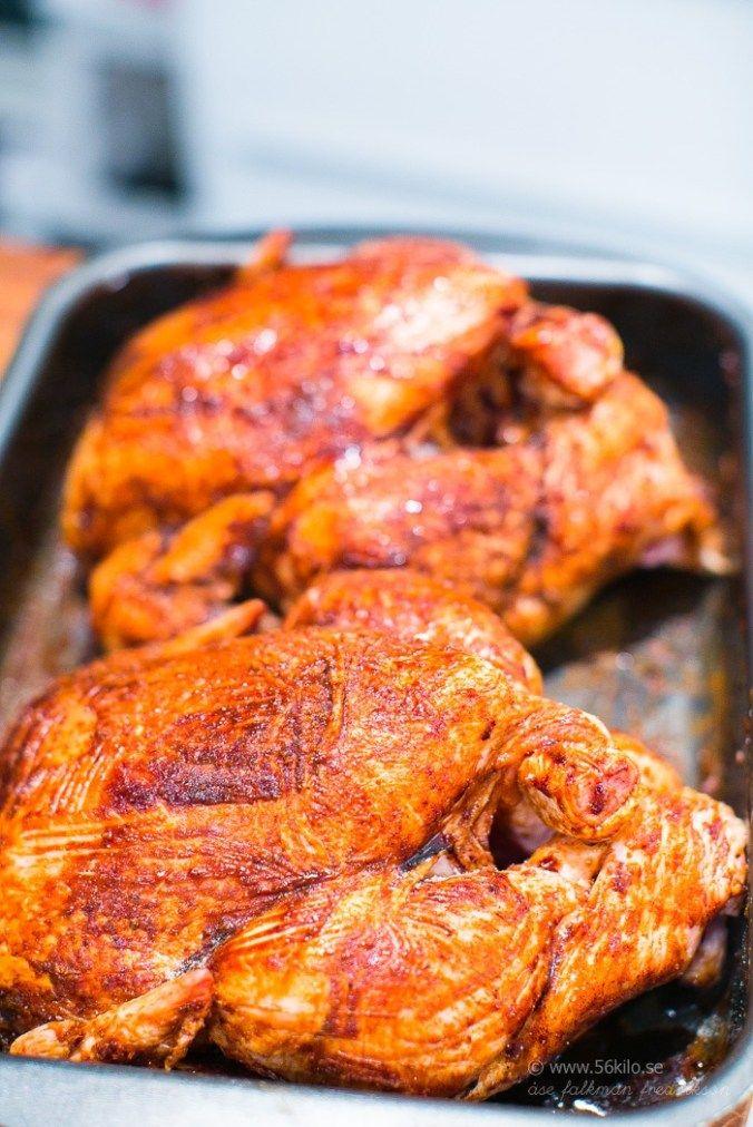 Hej vänner! I går var det lillördag och därmed vill jag äta lite extra gott =) Hel kyckling i ugn är ju såååå gott och såååå enkelt och härmed lovar jag att göra det oftare fr det är ju så mycket billigare dessutom! Jag gjorde det alltid förr så vet inte varför jag gör det […]