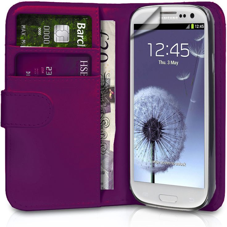 New Case - Samsung Galaxy S3 i9300 Leather Wallet Case - Purple, $9.95 (http://www.newcase.com.au/samsung-galaxy-s3-i9300-leather-wallet-case-purple/)