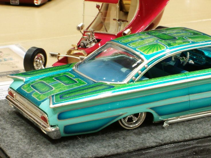Scale Model Cars and Trucks