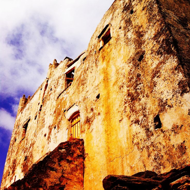 Agia's Tower