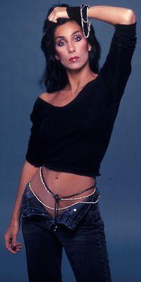 Cher Beautiful talented woman