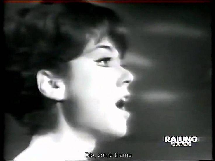Gigliola Cinquetti Dio, Come Ti Amo con lyrics en Italiano
