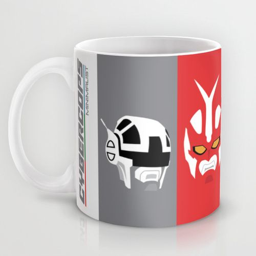 Buy Cybercops Mug by Itamar Schuindt. Worldwide shipping available at Society6.com. Just one of millions of high quality products available.