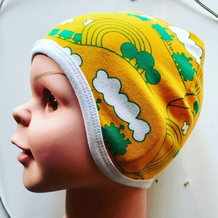 Elsker du å sy enkle ting? Kjøpt mitt mønster til FUSlua og sy til hele familien. Mønsteret er fra nyfødt til voksen XL og kan kjøpes her: https://www.facebook.com/FUSdesign/