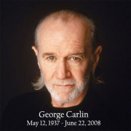George Carlin - The best comedian ever, standup will never be the same without him