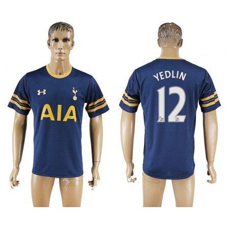 Tottenham Hotspurs 16-17 #Yedlin 12 Udebanetrøje Kort ærmer,208,58KR,shirtshopservice@gmail.com