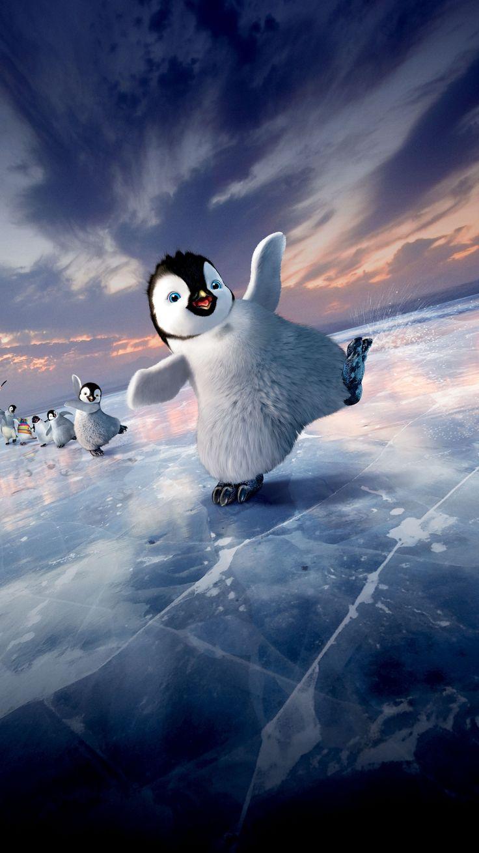 Happy Feet Two (2011) Phone Wallpaper