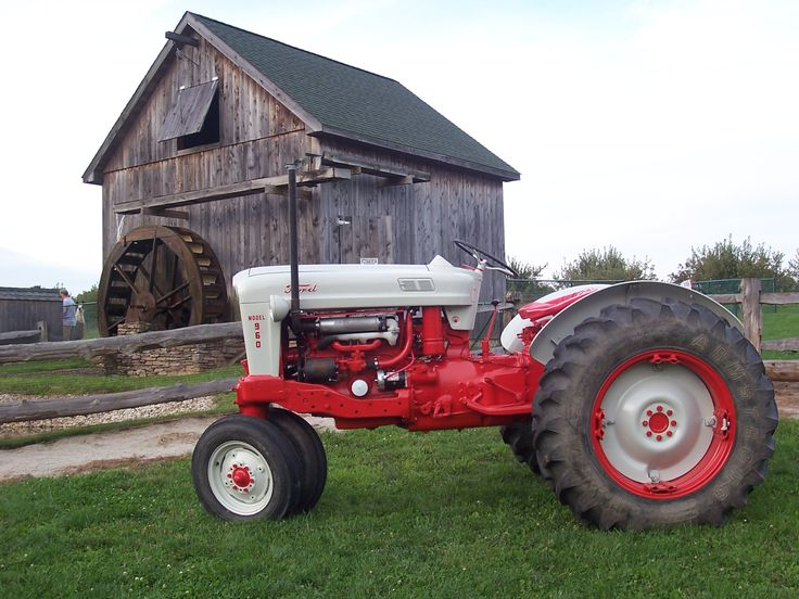 960 Ford Tractor Craigslist Autos Post