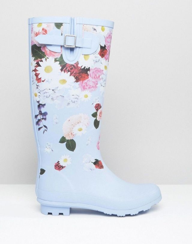 GARDEN floral wellies - ASOS  - countryliving.co.uk