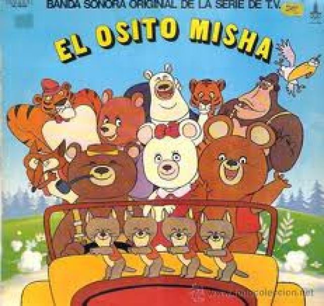 El osito Misha