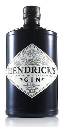 """The only thing worse than a weak gin and tonic, is one that's too strong,"" says Yagüe. ""The perfect blend is 50ml of gin to 100ml of tonic.""  See above: Hendrick's Gin: Distilled in Scotland, 
