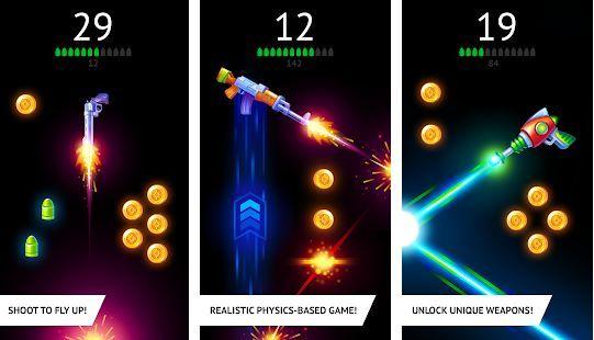 Flip the Gun - Simulator Game v1 0 Mod APK For Android