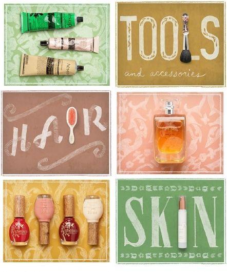 Beauty newsletter - Danielle Kroll