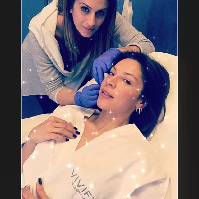 We love the beautiful bride to be @mariadapieridi 💕  Repost by @mariadapieridi : Last but most important of all...Vitamin C💉 for stress relief & sparkling skin ...💎 #new #lovedit @vivify.gr @elpidas #bridetobe #almostime #cantwait👰🏻