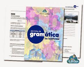 La Eduteca: RECURSOS PRIMARIA | Ejercicios de gramática: los indefinidos