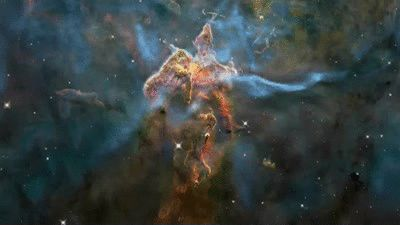 The CARINA nebula, also known as the Eta Carinae nebula, is an area of both bight and dark nebulae. It is found in the Carina constellation and is thought to be located between 6 500 and 10 000 light...