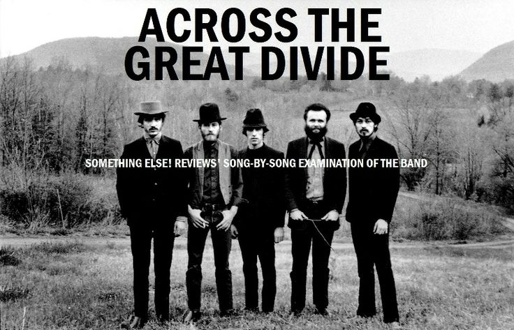 """Across the Great Divide: The Band, """"The Unfaithful Servant"""" from The Band (1969)"""