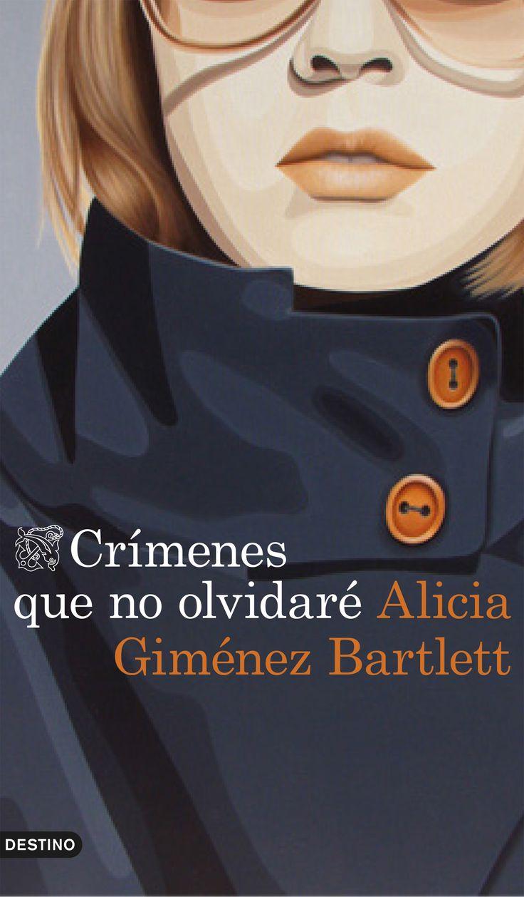 Crímenes que no olvidaré, de Alicia Giménez Bartlett - Editorial Destino - Signatura N GIM cri - Código de barras: 3334184