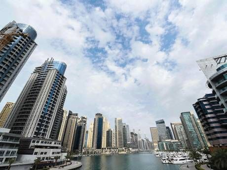 Dubai's real estate records a robust Dh132b in first half deals