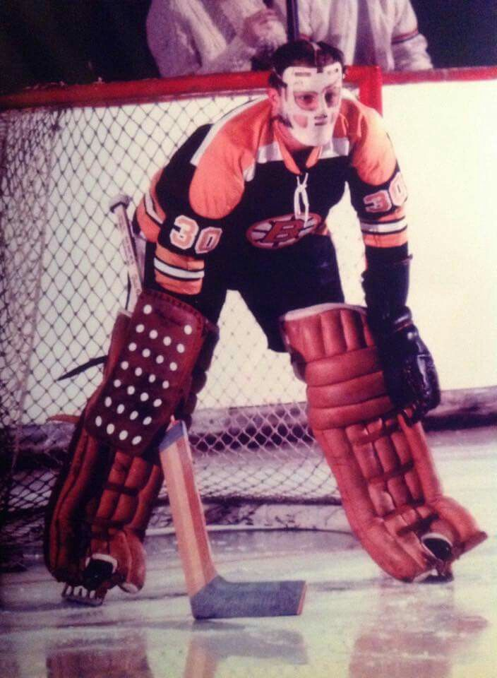 Gerry Cheevers 67-68