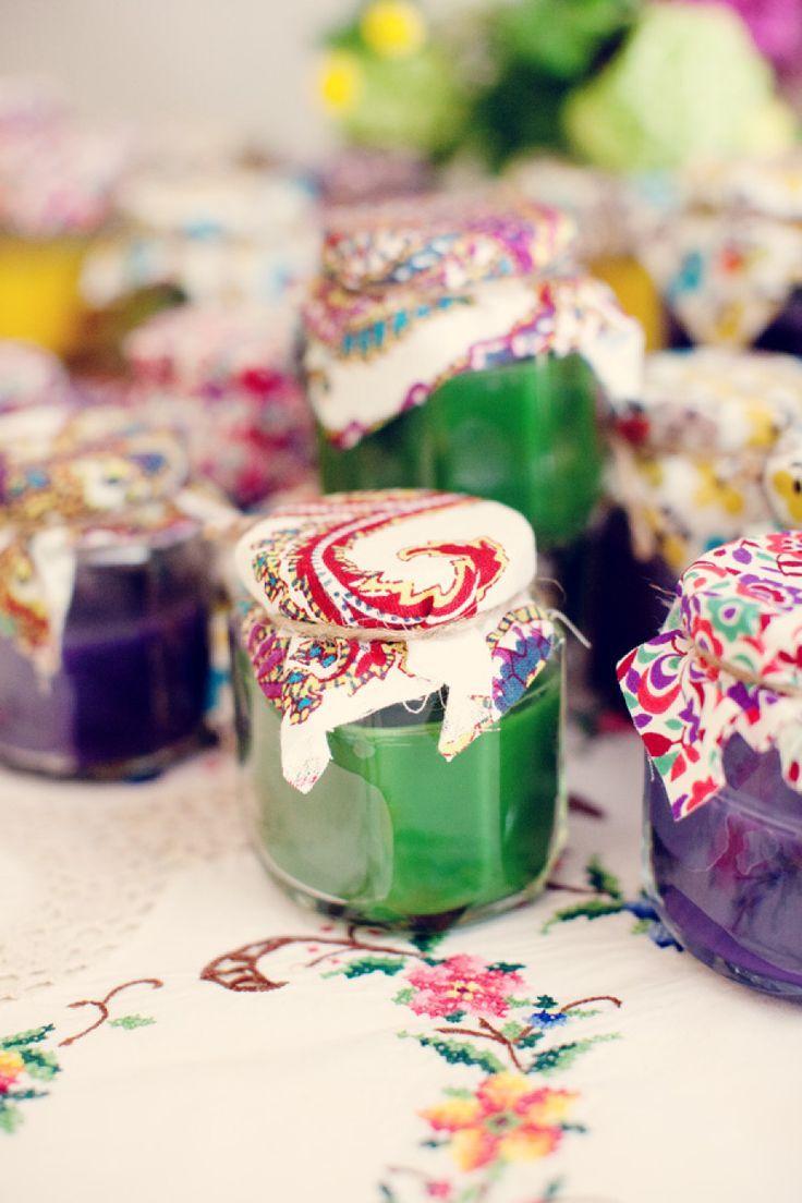 DIY Candle Wedding Favors{ Unique and Practical wedding favors } fabmood.com #weddingfavors  #candlefavor  #weddingfavor
