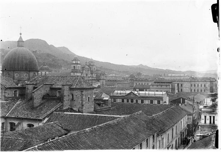 [Convento de Santo Domingo] / Anónimo / c.a. 1910 / Fondo Luis Alberto Acuña Casas / Colección Museo de Bogotá: MdB 00004 / Todos los derechos reservados