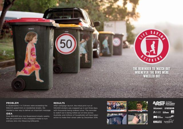 Australian Road Safety Foundation: Life Saving Stickers ........... Be safe on the road. Use Activ Lites wheel lights on your bikes. www.activ-life.com/activ-lites