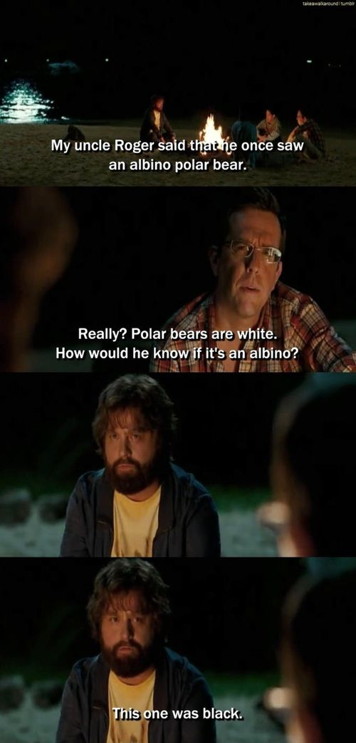 Alan from the hangover!! I love this movie